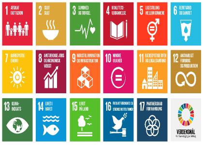 Anbefalinger til statsministeren om Danmarks implementering af verdensmålene for bæredygtig udvikling