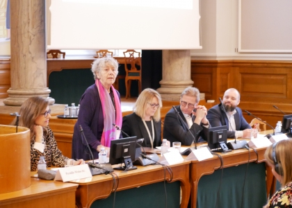 Green Deal debat d. 7. februar